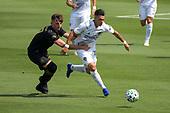 MLS-LA Galaxy at LAFC-Aug 22, 2020