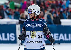 20.01.2018, Hahnenkamm, Kitzbühel, AUT, FIS Weltcup Ski Alpin, Kitzbuehel, Kitz Charity Trophy, im Bild Fabiana Ecclestone // Fabiana Ecclestone during the Kitz Charity Trophy of the FIS Ski Alpine World Cup at the Hahnenkamm in Kitzbühel, Austria on 2018/01/20. EXPA Pictures © 2018, PhotoCredit: EXPA/ Stefan Adelsberger