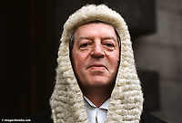 Anthony Cinnamond, QC, barrister, N Ireland, UK, 19850003AC.<br />