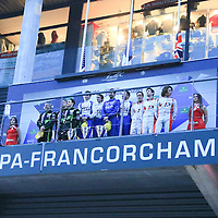 LMP2 Podium: 1- Signatech Alpine, 2- Extreme Speeds Motorsport, 3- Manor, FIA WEC 6hrs of Spa 2016, 07/05/2016,