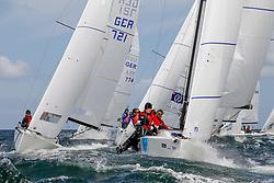 , Kieler Woche 16.06. - 24.06.2018, J70 - GER 733 - Greta - Peter Kohlhoff - Kieler Yacht-Club