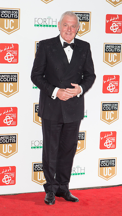 © Licensed to London News Pictures . 27/03/2014 . Manchester , UK . Walter Smith arrives at a gala dinner at Manchester United Football Club in support of United for Colitis , in aid of Crohn's And Colitis UK . Photo credit : LNP