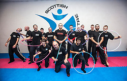 Hoops with the November GLP session with Stef Noij, KMG Instructor from the Institute Krav Maga Netherlands, at the Scottish Martial Arts Centre, Alloa.