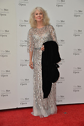 September 24, 2018 - New York, NY, USA - September 24, 2018  New York City..Blythe Danner attending Metropolitan Opera Opening Night at Lincoln Center on September 24, 2018 in New York City. (Credit Image: © Kristin Callahan/Ace Pictures via ZUMA Press)
