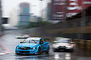 Nicky CATSBURG, Polestar Cyan Racing, Volvo S60 WTCC<br /> 64th Macau Grand Prix. 15-19.11.2017.<br /> Suncity Group Macau Guia Race - FIA WTCC<br /> Macau Copyright Free Image for editorial use only