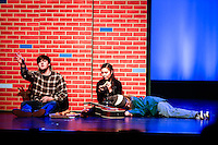 From Runaway Train - Prosented bt Norwood High School in Norwood MA - March 2014
