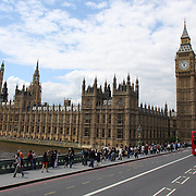 Big Ben is to chime non-stop for three minutes to help ring in the London 2012 Olympics. Special permission had to be gained for the hour bell at the Palace of Westminster to toll out of its regular sequence. It will strike more than 42 times between 8.12am and 8.15am on 27 July to herald the beginning of the first day of Games. It will be the first time Big Ben has been rung outside its regular schedule since 15 February 1952, when it tolled every minute for 56 strokes for the funeral of King George VI. London 2012 Olympic games  London, UK. 15th July 2012. Photo Tim Clayton