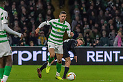 Tom Rogic of Celtic FC during the Europa League match between Celtic and FC Copenhagen at Celtic Park, Glasgow, Scotland on 27 February 2020.