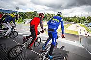 2021 UCI BMXSX World Cup<br /> Round 4 at Bogota (Colombia)<br /> Practice<br /> ^mu#638 DESPRES, Telo (FRA, MU) DN1 Saint-Brieuc