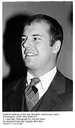 Andrew Sullivan at the New Republic Anniversary party. Washington. 1994. Film 94487f15<br />© Copyright Photograph by Dafydd Jones<br />66 Stockwell Park Rd. London SW9 0DA<br />Tel 0171 733 0108