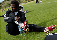 Fotball , 13. februar 2007 , La Manga ,<br /> Abdoulrazak Traoré ,  Abdoulrazak Traore , RBK Rosenborg