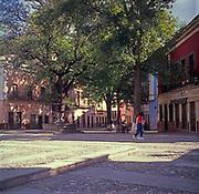 A294JA Guanajuato Mexico plaza