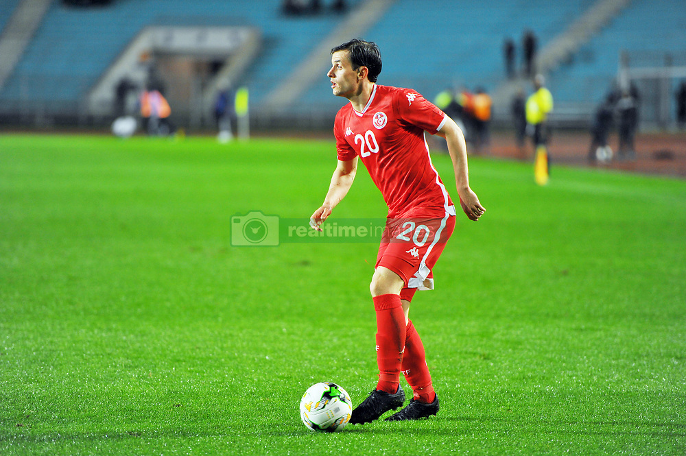 March 22, 2019 - Rades, Tunisia - Aymen ben Mahmoud of Tunisia during the Match Tunisia vs Eswatini at the Rades Olympic stadium in the last qualifying round of the 2019 African Nations Cup finals vs. Tun vs Eswatini 4/0. (Credit Image: © Chokri Mahjoub/ZUMA Wire)