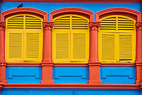 Singapour, le quartier de Little India // Singapore, Little India district