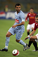 Fotball<br /> Italia<br /> Foto: Inside/Digitalsport<br /> NORWAY ONLY<br /> <br /> 20.10.2007<br /> Roma v Napoli 4-4<br /> <br /> Mirko Savini (Napoli)