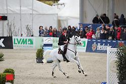 Goodin Bruce, (NZL), Freestyle 39<br /> CSI4* Grand Prix DKB-Riders Tour<br /> Horses & Dreams meets Denmark - Hagen 2016<br /> © Hippo Foto - Stefan Lafrentz