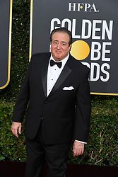 January 6, 2019 - Los Angeles, California, U.S. - Nick Vallelonga from The Notebook during red carpet arrivals for the 76th Annual Golden Globe Awards at The Beverly Hilton Hotel. (Credit Image: © Kevin Sullivan via ZUMA Wire)