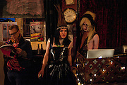 JACQUI POTATO; JONBEMET Ponystep - issue 3 launch party, George and Dragon, 2-4 Hackney Road, London, E2.  April 5 2012.