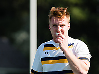 February 10, 2018; Witter Rugby Field, Berkeley, California, USA; Rugby: California Golden Bears vs Utay Valley Wolverines; <br /> <br /> Photo credit: Kelley L Cox- KLC fotos