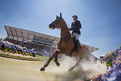 Williams Guy (GBR) - Skip Two Ramiro <br /> Derby de la région des Pays de la Loire<br /> Longines Jumping International La Baule 2014<br /> © Hippo Foto - Dirk Caremans