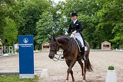 WULFERDING Kira (GER), Bonita Springs<br /> Redefin - Pferdefestival 2019<br /> NÜRNBERGER Burg Pokal<br /> Qualifikation zur Finalqualifikation<br /> St-Georg Special: 7-9-jährige Pferde<br /> 25. Mai 2019<br /> © www.sportfotos-lafrentz.de/Stefan Lafrentz