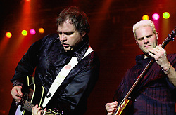 """HALLAM FM ARENA SHEFFIELD- Meatloaf<br /> """"Couldn`t Have Said It Better"""" Tour<br /> Meatloaf Plays his first of thrree nights at The Hallam FM Arena two of which have been rescheduled for January 2004 after he collapsed on Stage earlier in the tour<br /> 13 December 2003<br /> <br /> image copyright Paul David Drabble"""