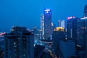 Skyline, Chongquin, China
