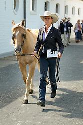 Van Grunsven Anky (NED) - Whizashiningwalla BB<br /> European Championships - Aachen 2015<br /> © Hippo Foto - Dirk Caremans<br /> 13/08/15