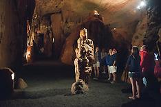 Shenandoah Valley Cave Travel Story