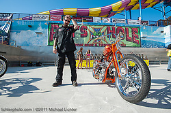 Winners Circle. Daytona Bike Week, FL. 2011<br /> <br /> Limited Edition Print from an edition of 15. Photo ©2011 Michael Lichter.