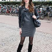 NLD/Amsterdam/20130306- Persiewing NET5 programma Sabotage, Sylvia Geersen