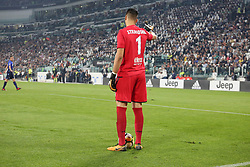 October 14, 2017 - Turin, Piedmont, Italy - Thomas STRAKOSHA (SS Lazio) during the Serie A football match between Juventus FC and SS Lazio at Olympic Allianz Stadium on 14 October, 2017 in Turin, Italy. (Credit Image: © Massimiliano Ferraro/NurPhoto via ZUMA Press)
