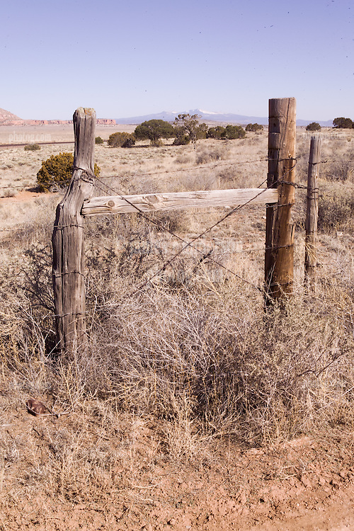 Old RT 66 2008 from Santa Fe New Mexico to Holbrook Arizona