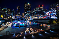 Robson Square, Downtown Vancouver