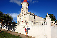 Mayabeque towns and countryside, Cuba.