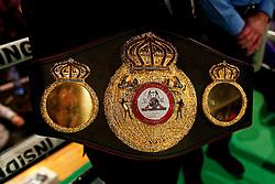 17-11-2019 NED: World Port Boxing Netherlands - Kazakhstan, Rotterdam<br /> 3rd World Port Boxing in Excelsior Stadion Rotterdam / WBA belt