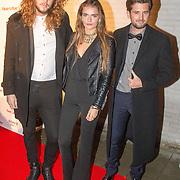 NLD/Amsterdam/20151119 - inloop Xite Awards 2015, Ruud Feltkamp en ......
