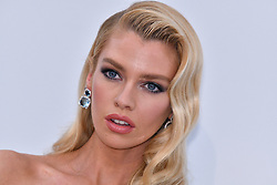Stella Maxwell attends the amfAR Cannes Gala 2019 at Hotel du Cap-Eden-Roc on May 23, 2019 in Cap d'Antibes, France. Photo by Lionel Hahn/ABACAPRESS.COM
