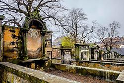 Grey Friars church yard in Edinburgh, Scotland<br /> <br /> (c) Andrew Wilson   Edinburgh Elite media