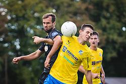 Mustafa Nukić of Bravo during football match between ND Beltinci and NK Bravo in 1st Round of Pokal Slovenije 2020/21, on September 23, 2020 in Športni park Beltinic, Slovenia. Photo by Blaž Weindorfer / Sportida