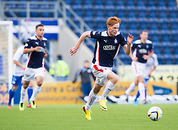 Falkirk 1 v 1 Queen of the South, Scottish Championship game played today at The Falkirk Stadium.