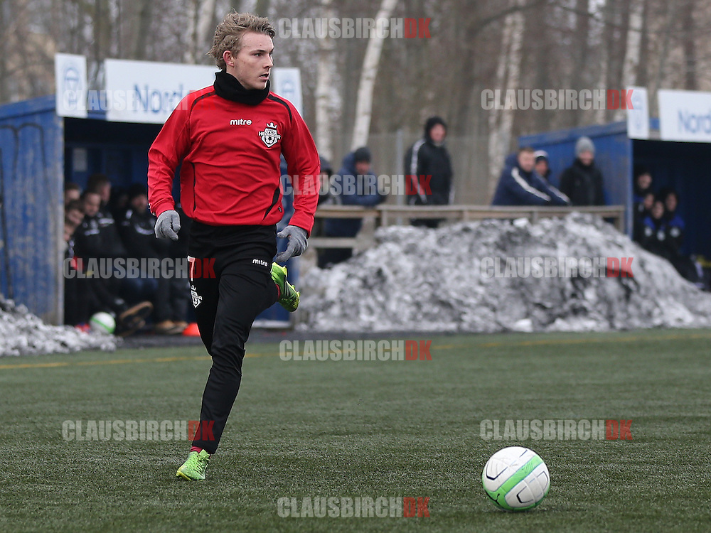 Anders Holst (FC Helsingør).