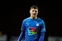 Richie Bennett. Notts County FC 1-0 Stockport County FC. Vanarama National League. 15.12.20