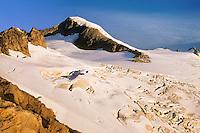 Eldorado Pk, Inspiration Glacier, North Cascades, WA