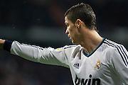 Cristiano Ronaldo speaking their teammates