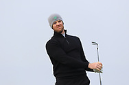 Peter O'Keeffe (Douglas) on the 4th tee during Round 3 of The West of Ireland Open Championship in Co. Sligo Golf Club, Rosses Point, Sligo on Saturday 6th April 2019.<br /> Picture:  Thos Caffrey / www.golffile.ie