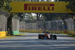 March 16, 2019 - LANDO NORRIS during qualifying for the 2019 Formula 1 Australian Grand Prix on March 16, 2019 In Melbourne, Australia  (Credit Image: © Christopher Khoury/Australian Press Agency via ZUMA  Wire)