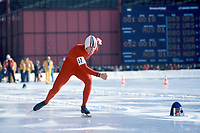 Skøyter<br /> OL 1976<br /> Foto: imago/Digitalsport<br /> NORWAY ONLY<br /> <br /> 10.02.1976  <br /> Kay Arne Stenshjemmet - Norge