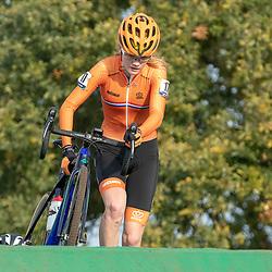 04-11-2018: Wielrennen: EK veldrijden: Rosmalen <br />Puck Pieterse