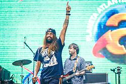 Armandinho se apresenta no Palco Planeta durante a 22ª edição do Planeta Atlântida. O maior festival de música do Sul do Brasil ocorre nos dias 3 e 4 de fevereiro, na SABA, na praia de Atlântida, no Litoral Norte gaúcho.  Foto: Emmanuel Denaui / Agência Preview
